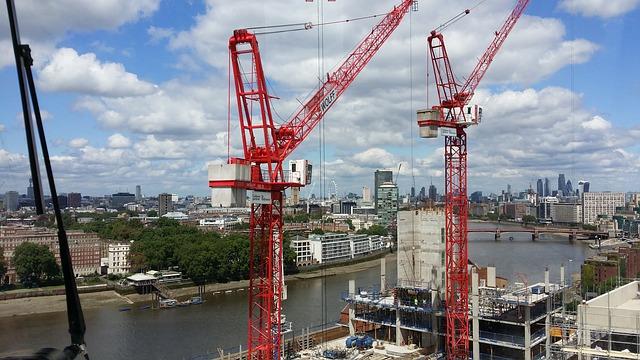Developments in London